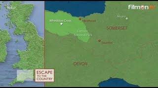 Escape To The Country BBC Wheddon Cross (SOMERSET)