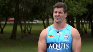 NRL star Greg Bird uses Blue Heeler Care for relief & recovery.