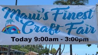 Mauis Finest Craft Fair
