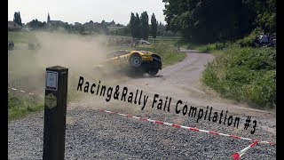 Racing Fail and Crash Compilation # 3