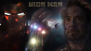 Tony Stark || I am Iron Man, a Hero