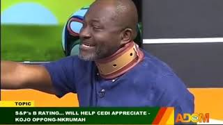 OH! KENNEDY AGYAPONG GOT AFTER & A HARD TRUTH