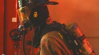 Ann Arbor Township Fire Dept 2017 - unofficial video