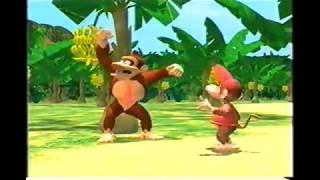 Donkey Kong Country Theme Song Opening Teletoon TV Show 2000