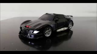 Custom Knight Industries 2000 (KITT) custom from Tracks (Transformers Reveal The Shield Version)