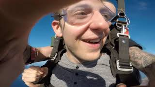 FIRST TIME SKYDIVING - SKYDIVE KAUAI HAWAII
