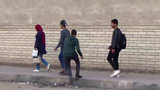 Rape of men prank!! In the streets of Egypt