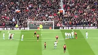 Paul Pogbas 80th minute penalty against West Ham