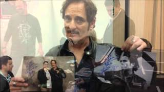 Meeting Kim Coates(Sons Of Anarchy)!