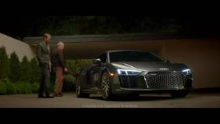 Audi R8 Big Game Commercial – Commander – Extended Cut