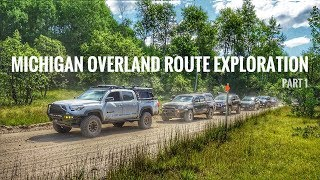 Michigan Overland Route Exploration & Group Meetup