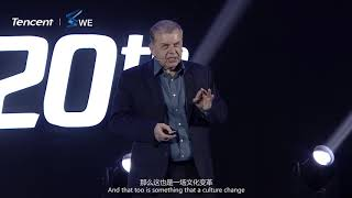 2018 Tencent WE Summit- Philip Campbell: In support of transformative research