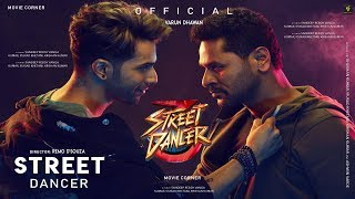 ABCD 3 Movie | Street Dancer 3D | Varun Dhawan | Shraddha Kapoor | First Look Poster | Release 2019