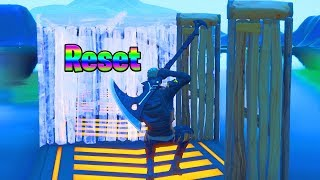 The Correct Way Of Resetting Builds (Fortnite)
