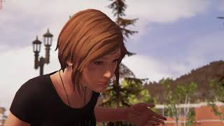 Life is Strange: Before the Storm. Chloe and the Board Game
