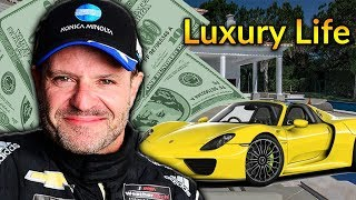 Rubens Barrichello Luxury Lifestyle | Bio, Family, Net worth, Earning, House, Cars