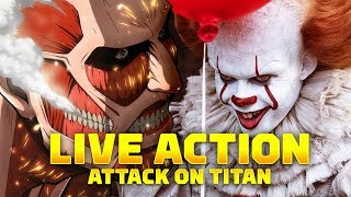 Do We Need Another Attack on Titan Live-Action Movie?