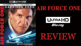 AIR FORCE ONE 4K Blu-ray Review
