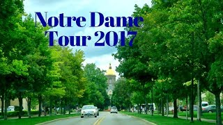 University Of Notre Dame Tour
