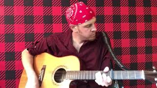 Lovers In A Dangerous Time - Bruce Cockburn (Nolan Randall Of Plaid On Flannel)