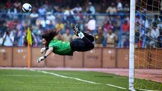 René Higuita: The craziest goalkeeper in history! - Oh My Goal
