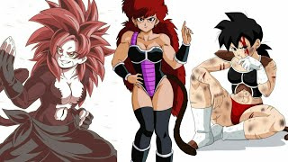 Dragon Ball Z Super - Personagens na Versão Feminina!