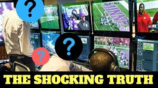 EXPOSING The NFL Replay Review Center