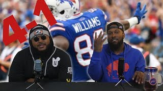 Bills Head into Bye 4-1 | Violator Sports s2w5