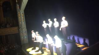 The Book of Mormon 2/17/16 Opening