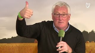 WATCH: Pat Spillane – 'Rural Ireland can do for us what electrification did on the forties, fifti...