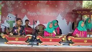 The most popular and famous Traditional Javanese Music in Indonesia