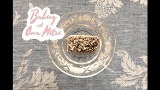 Baking with Oma Mitzi - Episode 12: Chocolate-Coconut-Cubes (Kokosstangerl)