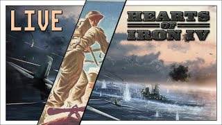 Hearts of Iron IV: on va reformer l'Empire Britannique ! (Man the Guns)