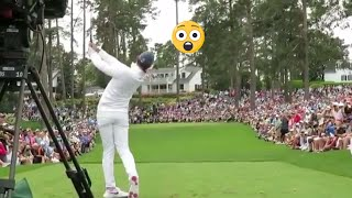 Rory McIlroy Par 3 contest at The Masters!!