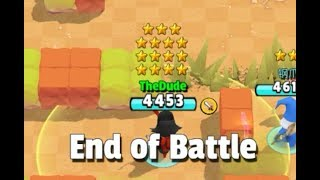 Star Battle Tiny Heroes Magic Clash Gameplay TheDude mod apk hack
