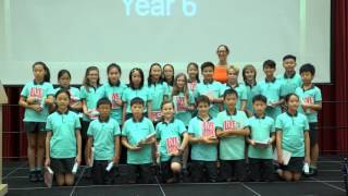 NAIS Year 6 graduation - 29 June 2016