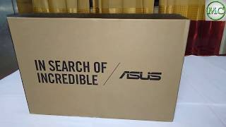 Asus X407UA Review And Unboxing With Full Details