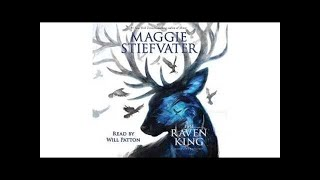 Maggie Stiefvater ~ Raven Cycle Series 4 The Raven King #Audiobook