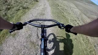 On One Geoff handlebars: available hand positions