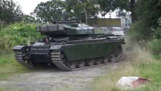 Centurion Tank new arrival
