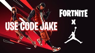How to find basketballs and shoes for Fortnite x Jordan skins in 60 seconds