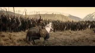 The Lord of the Rings: The Return of the King-The battle of Pelenor fields