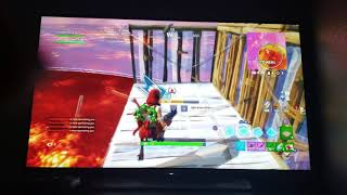 Victory Royale in New LTM Floor is the lava Fortnite battle royale