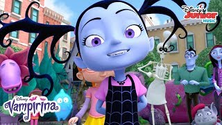 Perfectly Imperfect Music Video | Vampirina | Disney Junior
