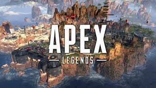 MY FIRST TIME PLAYING APEX LEGENDS