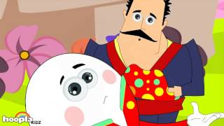 Humpty Dumpty Nursery Rhyme for Children Children songs
