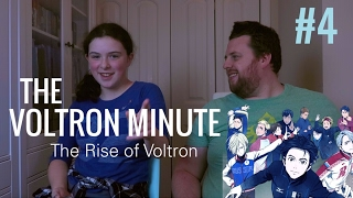The Rise of Voltron: Minute 4  | The Voltron Minute