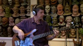 Spiderwebs Bass Cover