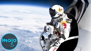 Top 10 Craziest Stunts Of All Time