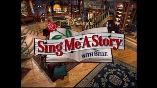Sing Me A Story With Belle - Theme Song